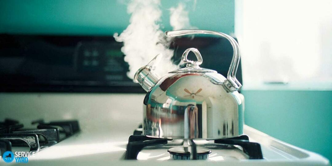 Which teapot is better to buy for a gas cooker?