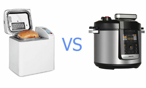 Which is better: a multivark or a bread maker