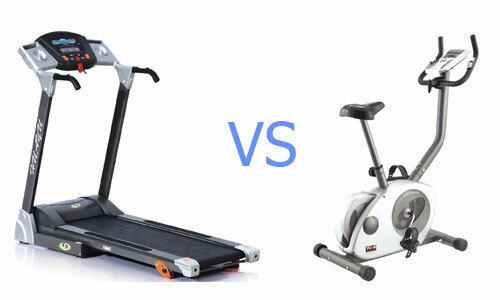 What is more effective for losing weight: an exercise bike or a treadmill
