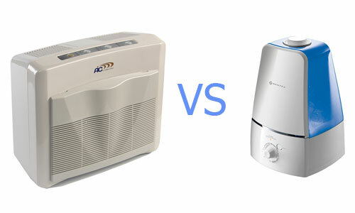 Which is better: an ionizer or an air humidifier