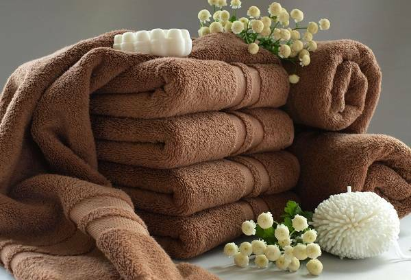 How to make soft terry towels after washing at home?