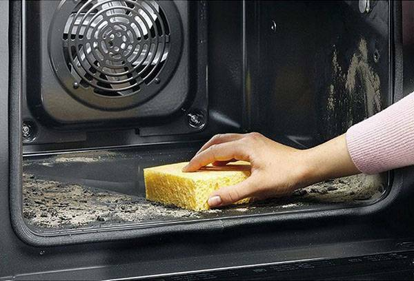 Catalytic cleaning of the oven - what is it?