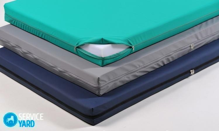 How to sew a mattress pad?