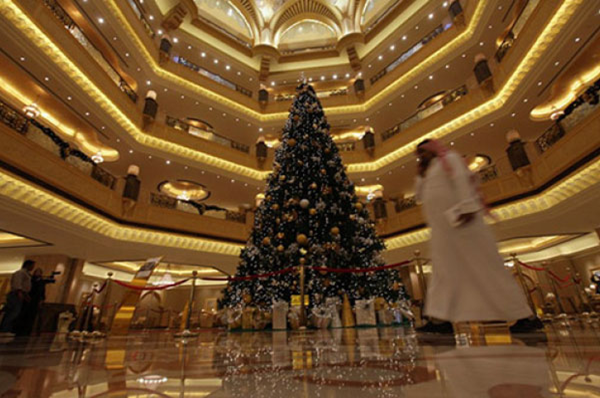 The most expensive New Year tree( Top-10)
