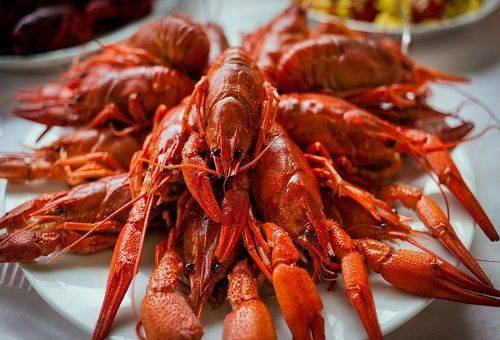 How to clean crayfish before cooking and eating
