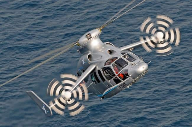 The fastest helicopters in the world