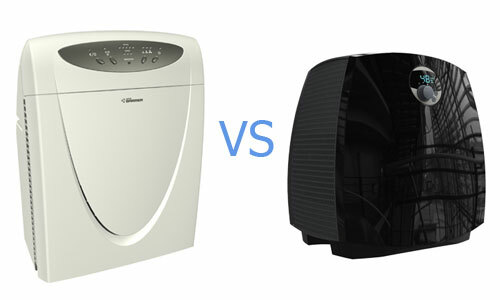 Which is better: an air cleaner or an air cleaner