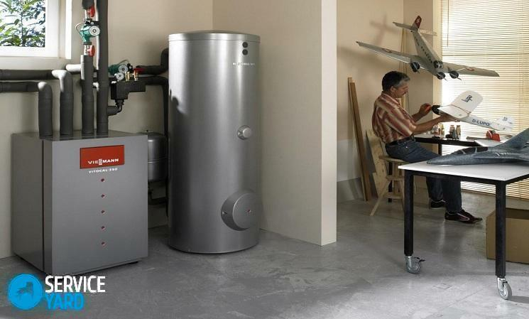 How to choose a boiler for heating a private house in capacity?