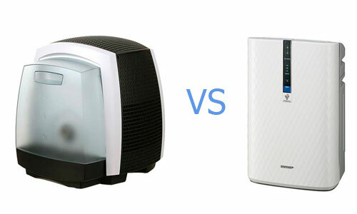 Which is better: washing the air or air cleaner