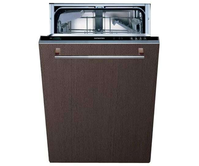 Rating of built-in dishwashers 45 cm