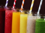 Top 10 useful smoothies from celebrities