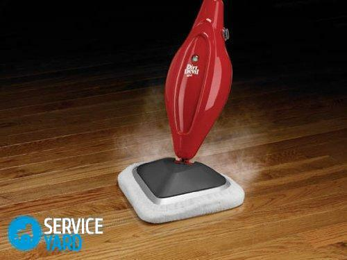 Steam Mop Staubsauger