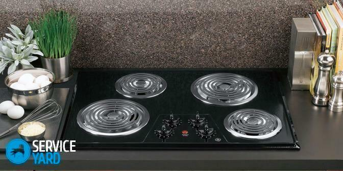 How to choose an electric stove for the kitchen?