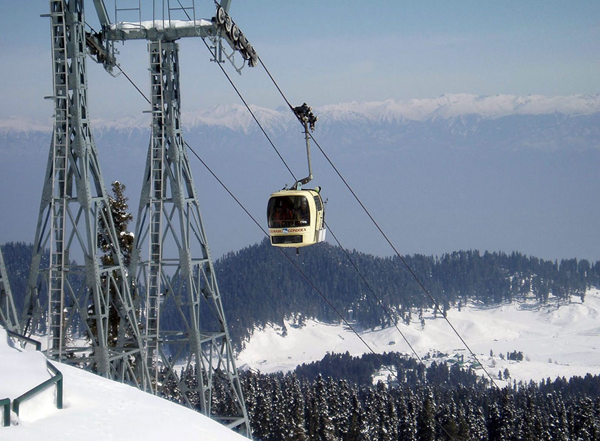 The fastest, scary, high, long, steepest cable cars in the world