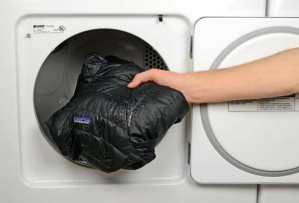In which mode to wash the down jacket in the washing machine, so that it does not lose sight