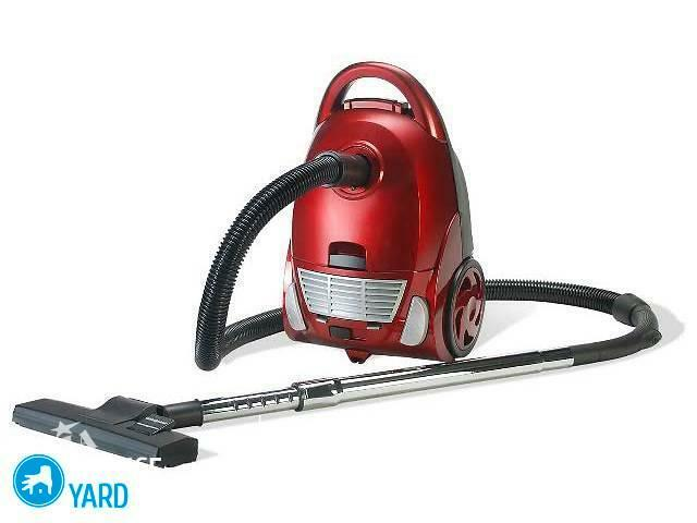 Vacuum cleaner repair