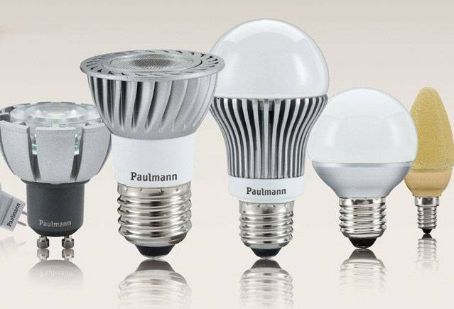 How to choose LED lamps for home - the basic rules