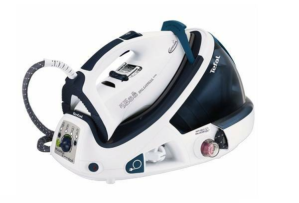How to clean the iron with a steam generator at home?