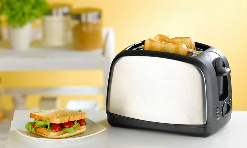 Rating of the best toasters by customer feedback