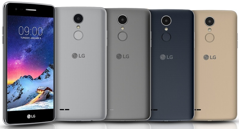 The best smartphones LG in 2017.Top 10