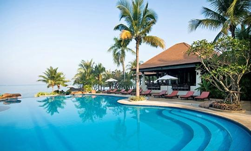 Rating of the best hotels in Phuket in 2014