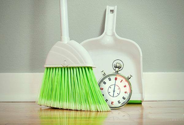 Cleaning the house - useful tips for keeping the apartment clean