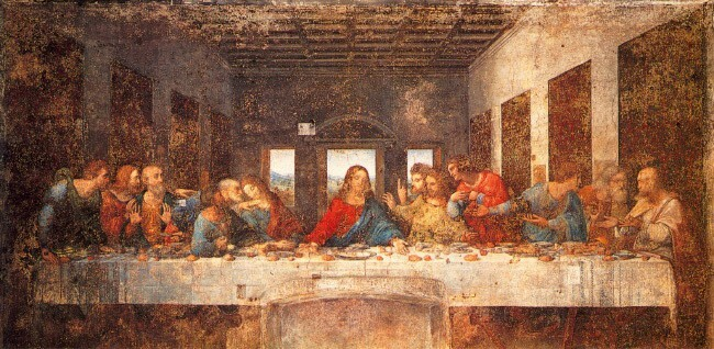 The most famous paintings by Leonardo da Vinci