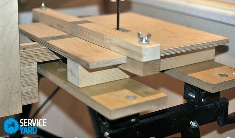 Milling table with own hands