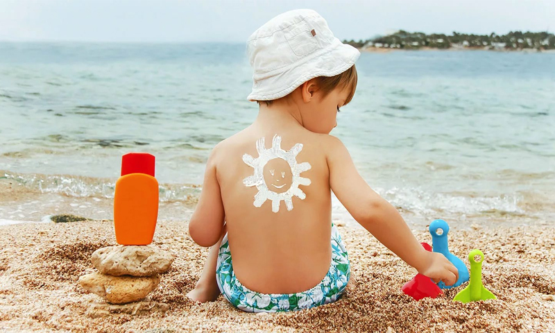 How to choose a sunscreen for the whole body
