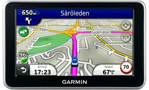 Rating of the best GPS navigators of 2014