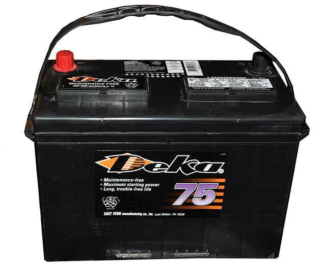 The best car batteries for 2015-2016 years