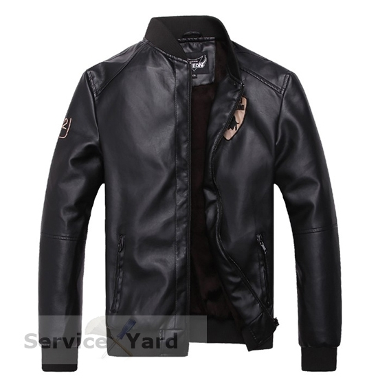 How to smooth a jacket from leatherette?