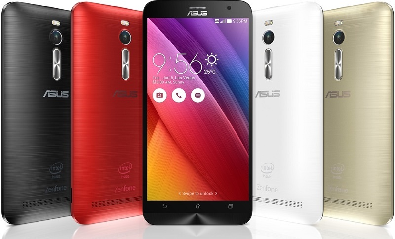 The best smartphones ASUS / ASUS for 2016 year. Top 7