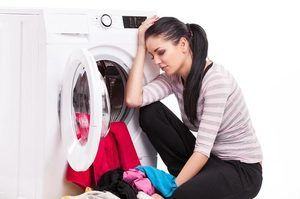 How to get rid of the smell in the washing machine: ways and means