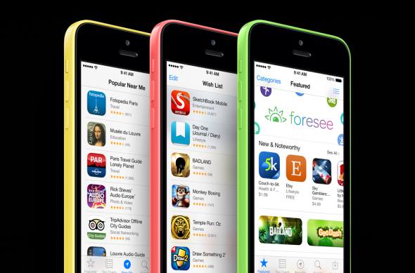 Najpopularniji telefon iz Apple - iPhone 5C