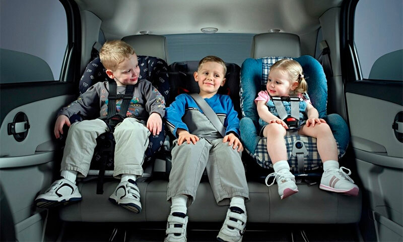 How to choose a car seat for a child from a year?