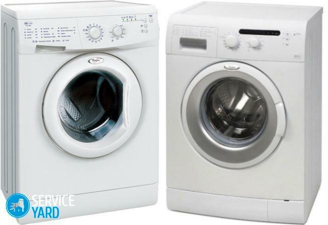 Narrow washing machines with front loading up to 40 cm