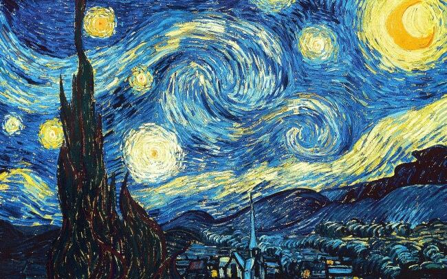 The most famous paintings of Van Gogh