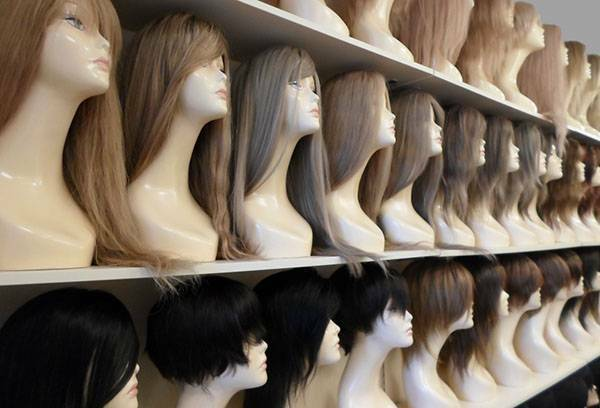 How to wash the wig at home: washing, drying and storing