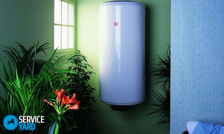 Which water heater is better - flow or storage?
