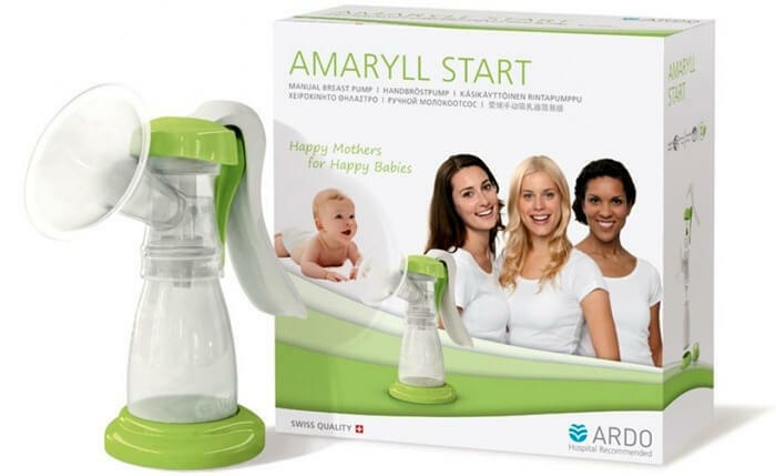 Rating of the best manual breast pumps