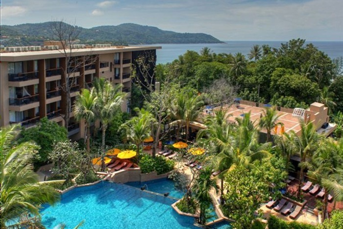 Rating of the best hotels in Phuket 2015