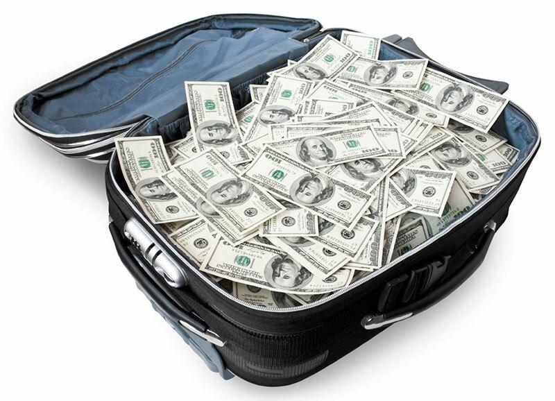 kuffert uden lynlås