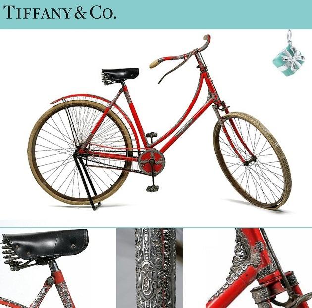 7ca415dab003 6. hely: Chrome Szívek x Cervelo Bike - egy kerékpárt, létre 2010-ben a  neves kanadai Cervelo párhuzamosan a márka Chrome Szívek luxus osztály.