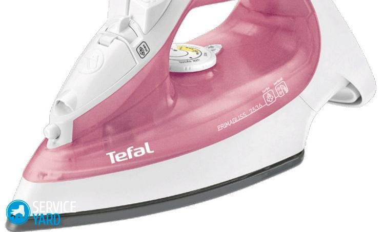 Irons Tefal - was ist besser?