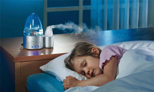 Which air humidifier is best for a nursery and a child