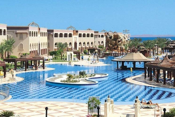 Rating of the best hotels in Hurghada 5 stars