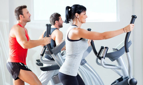 Exercise bike, treadmill or elliptical trainer - we make a choice!