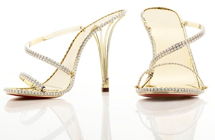 The most expensive women's shoes in the world. Top-12( with photos)