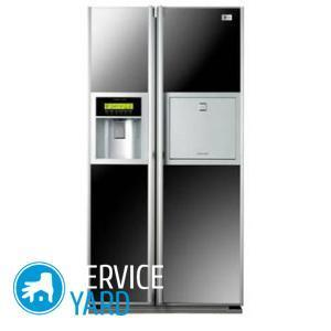 Refrigerator LV Nou Frost - the principle of work